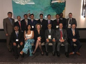 Reuninon de Presidentes de Capitulos Nacionales AHPBA